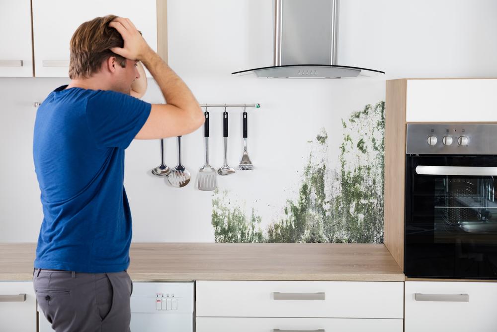 7 problemas causados por umidade na parede
