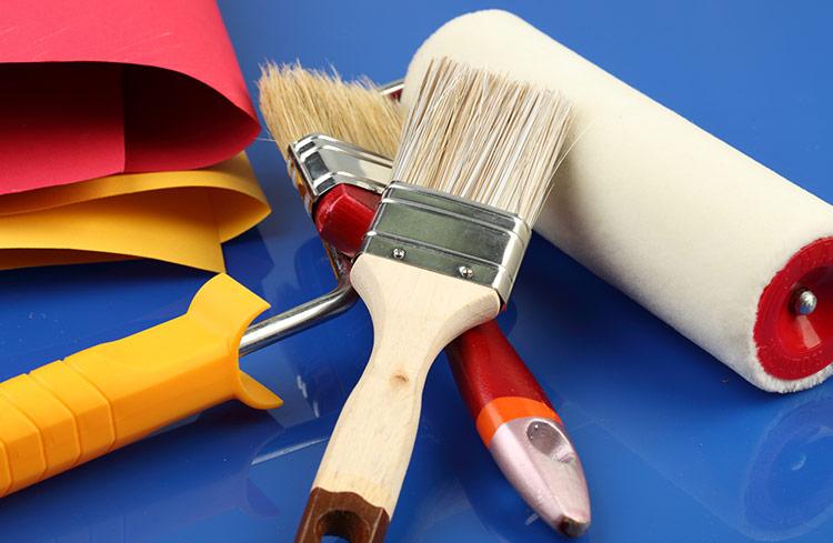 Passo-a-passo de como pintar uma parede